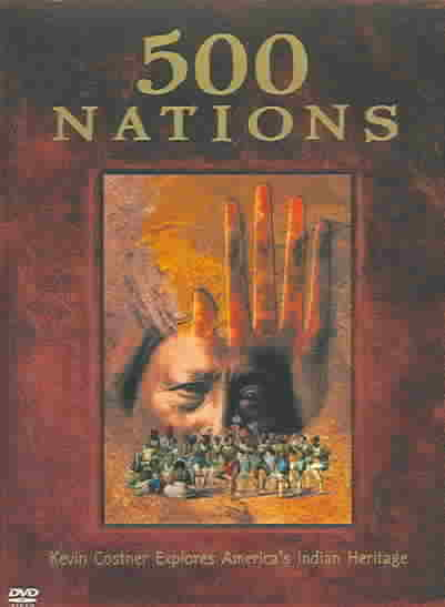 500 NATIONS BY LEUSTIG,JACK (DVD)