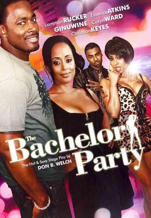 BACHELOR PARTY BY RUCKER,LAMMAN (DVD)