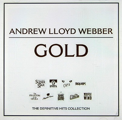 ANDREW LLOYD WEBBER GOLD (CD)